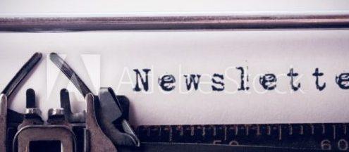 Newsletter Image en avant