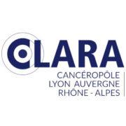 Logo Cancéropôle CLARA 250x250