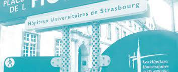 Logo 2 Hôpital Universitaire Strasbourg