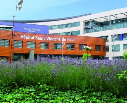 Hôpital St Vincent de Paul