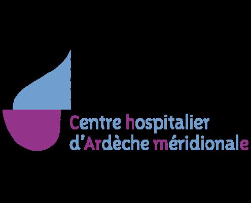 Logo CH Ardèche