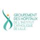 Logo Hôpital St Vincent de Paul Lille