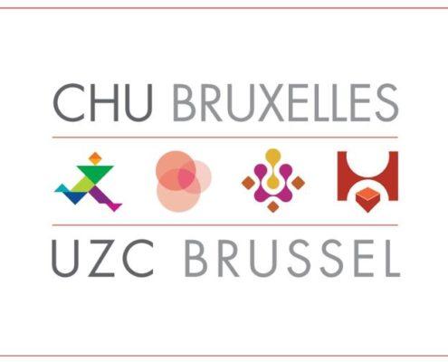 Logo CHU Bruxelles