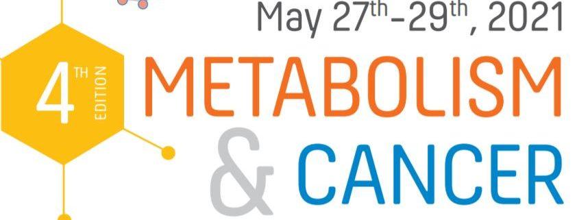 Logo 4è Edition Metabolism & Cancer