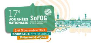 17e Edition SoFOG 2021