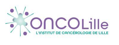 Logo ONCOLille Isabelle Van Seuningen