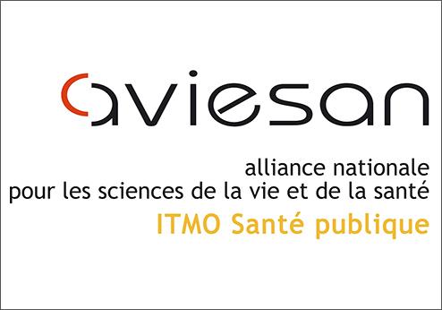 Logo aviesan-santepublique